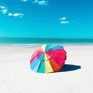 Beach Rainbow / Anna Maria Island